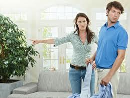 Выгнала мужа