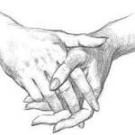 Теребить в руках
