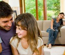 знакомство с детьми мужа от первого брака