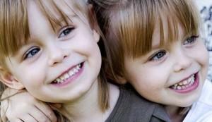 монозиготные близнецы